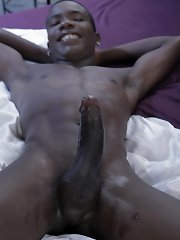 Horny Czech Twink Proves He%u2019s Game For Some Interracial Bare Double-Cocked Fun!